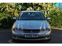 Jaguar X-TYPE 2.5 V6 auto 2006MY SE