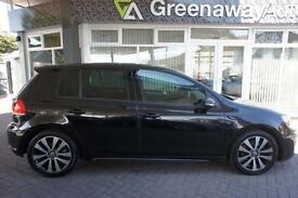 2012 VOLKSWAGEN GOLF GTD TDI DSG FULL LEATHER HATCHBACK DIESEL