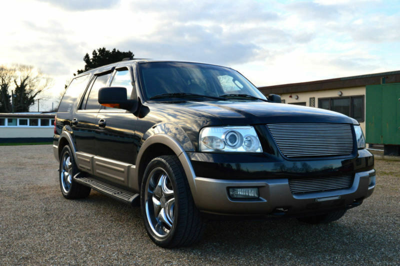 Fresh Import 2006 Ford Expedition Ed Bauer Explorer 4wd Automatic Lhd 8 Seats