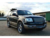 FRESH IMPORT 2006 FORD EXPEDITION EDDIE BAUER EXPLORER 4WD AUTOMATIC LHD 8 SEATS