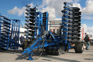 20' compact disc Harrow Rolmako U693