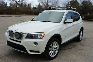 2014 BMW X3 xDrive 35i - almost all options