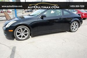 Infiniti G35 Coupe 2dr Cpe Toit Ouvrant 2004