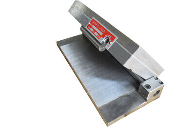 Intbuying New Single Permanent Magnetic Sine Plate Magnetic Chuck 612 Inch
