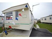Static Caravan Steeple, Southminster Essex 2 Bedrooms 6 Berth ABI Brisbane 2001