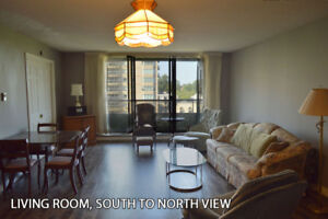 Furnished 2 Bedroom Condo for Rent, Summer Gardens, Halifax