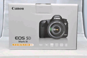 ★Canon EOS 5D Mark III DSLR with 24-105 lens KIT★1YEAR WARRANTY★