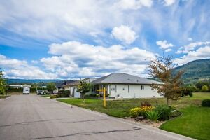 Salmon Arm - Building Lot in Adult Community