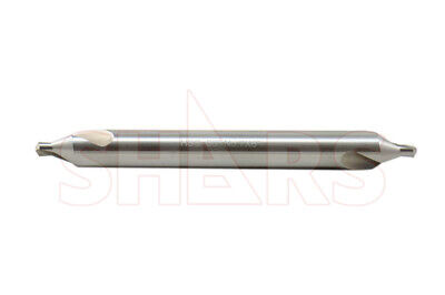 Shars 5 X 4 Long M2 60 Combined Drill Countersink Center Drill New
