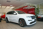Jeep Grand Cherokee SRT8 Glasdach, Keyless, ACC