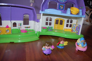 Little People Play House