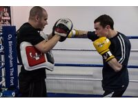 One To One Boxing Training Birmingham