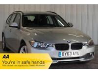 2013 63 BMW 3 SERIES 2.0 316D ES TOURING 5D 114 BHP DIESEL
