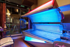 TANNING SALON FOR SALE-- 125K/SALES/YEAR 4TH AVE ST. CATH