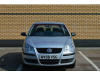 Volkswagen Polo 1.2 ( 70PS ) 2008MY E