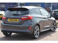 2018 FORD FIESTA 1.0 EcoBoost 140 ST-Line X 3dr
