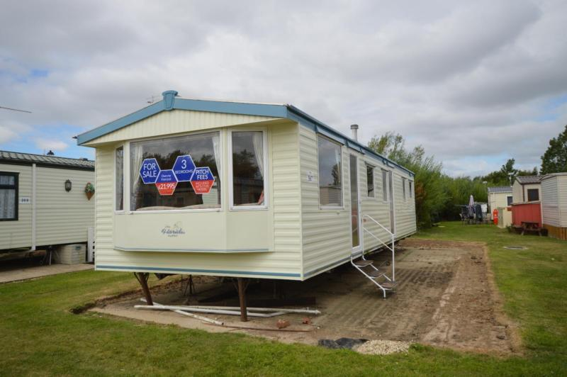 Static Caravan Lowestoft Suffolk 3 Bedrooms 8 Berth Atlas Florida 2004