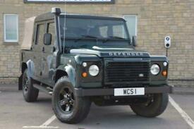 2014 Land Rover Defender 110 2.2 D DPF XS Crewcab Pickup 4dr