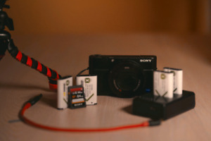 Sony rx100 iv - great all round camera