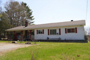 3 Bedroom House next to River with Views = $159,900