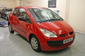 Mitsubishi Colt 1.1 Low Mileage Full Service History A1 Condition