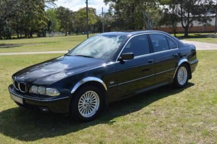 BMW 523i 2000 Sedan Arcadia Vale Lake Macquarie Area Preview