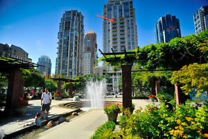 The Eden-Furnished Studio-Yaletown-Patio-Parking