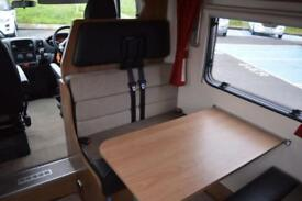 2015 BAILEY APPROACH ADVANCE 665 MOTORHOME 2.2 DIESEL 130 BHP 6 SPEED MANUAL 6 B