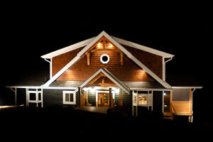 Post & Beam Cabin Special - Order Yours Today! Limited Time!