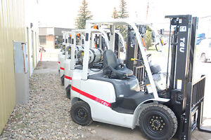 NEW Forklifts starting at $25000