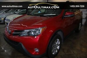 Toyota RAV4 AWD 4dr Limited 2014