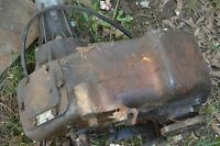 np 205 transfer case and adapter for sale