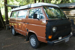1984 VW Westfalia