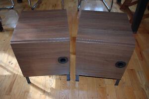 2 tables de chevet