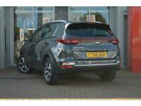 2019 Kia Sportage 1.6 GDi ISG 2 5dr Estate Estate Petrol Manual