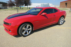 2010 Chevrolet Camaro 2SS/RS Manual