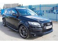 Audi Q7 3.0TDI ( 245ps ) Tiptronic 2013MY quattro S Line Plus