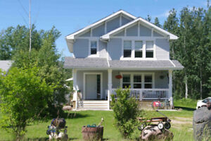house and shop for rent Rochester Alberta