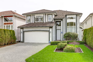 Gorgeous updated family home in Port Coquitlam