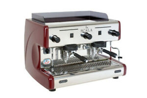 La SCALA CARMEN COMMERCIAL ESPRESSO MACHINE