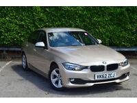 BMW 320 2.0TD d Efficient Dynamics auto 2013MY d EfficientDynamics