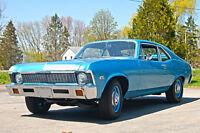 SAVE 20k w this CAR 1971 Pontiac Acadian (Nova) & 1969 FORD F100