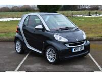 2010 SMART FORTWO COUPE CDI Passion 2dr Auto LOW MILEAGE