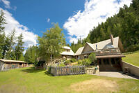55-acre Property Immaculate 6 bedr. House, Potential B&B