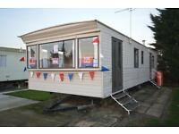 Static Caravan Steeple, Southminster Essex 2 Bedrooms 6 Berth Cosalt Capri 1999