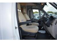 2007 BESSACARR E560 MOTORHOME 4 BERTH 2 TRAVELLING SEATS 2.3 DIESEL 6 SPEED MANU