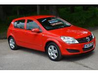2008 VAUXHALL ASTRA 1.6i 16V Breeze 5dr ONLY 20,000 MILES
