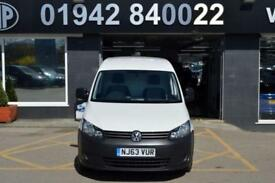 2013 63 VOLKSWAGEN CADDY 1.6 C20 TDI STARTLINE BLUEMOTION TECHNOLOGY 1D 74 BHP D
