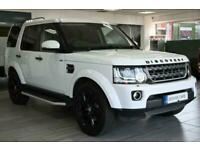 2014 14 LAND ROVER DISCOVERY 3.0 SDV6 XS 5D 255 BHP DIESEL