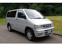 Ford Freda (same as Mazda Bongo) Day van